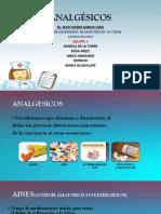 ANALGÉSICOS farmacologia.pptx