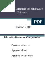 REFORMA EN EDUCACIÓN PRIMARIA