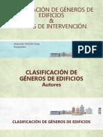 CLASIFICACION DE EDIFICIOS Y NIVELES DE INTERVENCIÓN.pptx