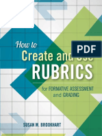 How to Create and Use Rubrics for  Formative Assessment and Grading ( PDFDrive.com )