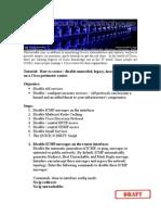 Cisco - Asegurando Router Old Services