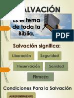 LEC. 1  LA SALVACIÓN.pptx