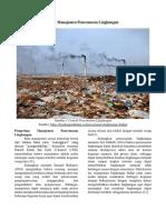 Manajemen pencemaran lingkungan.docx