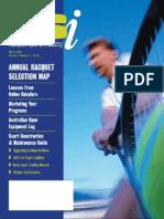 200403 Racquet Sports Industry