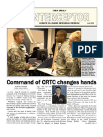Ft. Greely Interceptor - July 2009