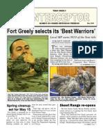 Ft. Greely Interceptor - May 2009