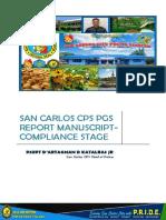 SAN CARLOS CPS PGS REPORT MANUSCRIPT- COMPLIANCE STAGE.docx