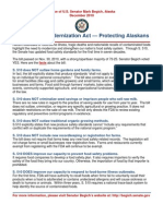 101201 Food Safety Modernization Act Fact Sheet