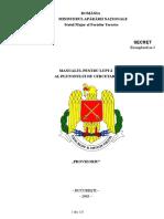 MANUALUL PENTRU LUPTĂ AL PLUTONULUI DE CERCETARE-1
