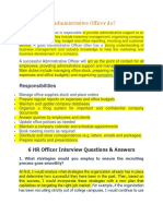 6 HR Officer Interview Questions.docx