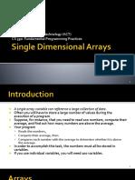 4. Arrays