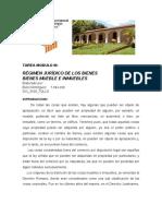 RÉGIMEN JURÍDICO DE LOS BIENES (1)