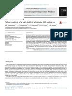Failure analysis of a half shaft of a formula SAE racing car.pdf
