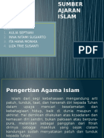 SUMBER-SUMBER AJARAN ISLAM.pptx