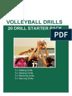 Volleyball+drills