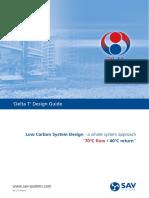 SAV Delta T Design Guide