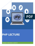 PHP LECTURE.docx