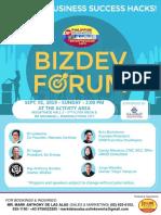 BIZDEV FORUM Sponsorship Opportunities.pdf
