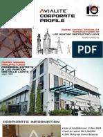 Avialite Malaysia Company Profile