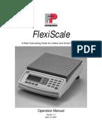 OperatorManual - flexiscale rev1.2