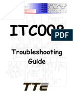 CRT (ITC008) Troubleshooting Guide