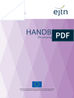 Handbook Linguistics Cybercrime
