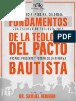 FUNDAMENTOS DE LA TEOLOGIA DEL PACTO BAUTISTA - SAM RENIHAN 2020.pdf