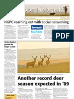 2009-2010 Fall/Winter Outdoor Nebraska Newspaper