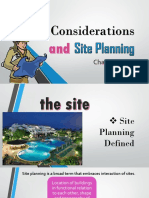 Site Considerations and Site Planning.pptx