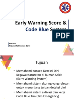 Early Warning Score & Code Blue System.pptx