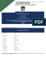 REFERAT SSRI DAN LAPORAN KASUS SKIZOFRENIA PARANOID-1.pptx