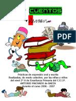 LECTURAS.20 CUENTOS 1º CICLO PRIMARIA