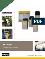 590Plus Series DC Drives Catalog