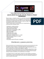 Tutorial.montaje de Un Pc Paso a Paso.por to