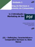 Aula_Unidade 1.1_ Introdução ao Marketing de Serviços