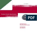 Altimeter SCP1000 Family Spec