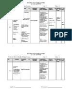 Planificação Mensal-6ºA