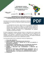 Premiación de Los Proyectos de Ora.
