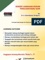 1.1 Konsep-Landasan Hukum-Persiapan Penulisan BA 2019B