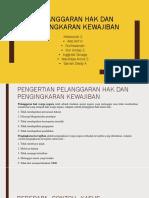 Pelanggaran hak dan pengingkaran kewajiban.pptx