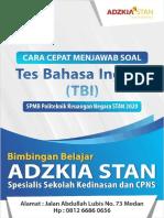 CARCEP TBI 2020