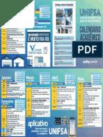 2020-1 Calendário Acadêmico FSA