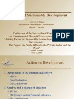 Auditing and Sustainable Development