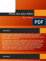 Ppt in English (While the Auto Waits).pptx