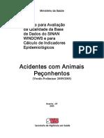 Acidentes com animais peomhentos - 03499 [ E 2 ].pdf