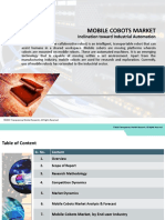Mobile Cobots Market to Witness Unprecedented Growth in Coming Years