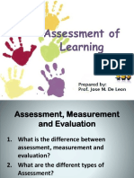 analysis of learning.pptx