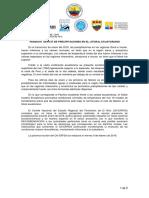 Boletín del Comité Erfen 2018
