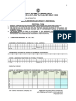 4 Proposal Form
