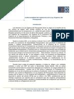 ATAL_Anlisis_sobre_la_constitucionalidad_del_Reglamento_de_la_Ley_Orgnica_del_Presupuesto